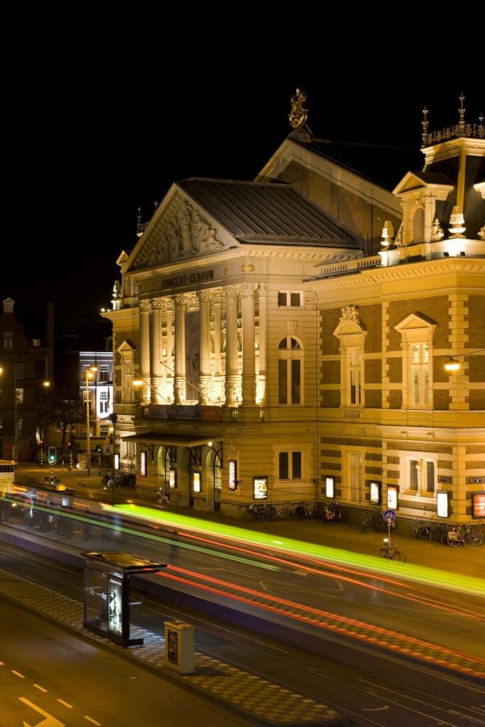 Concertgebouw Amsterdam, The Netherlands
