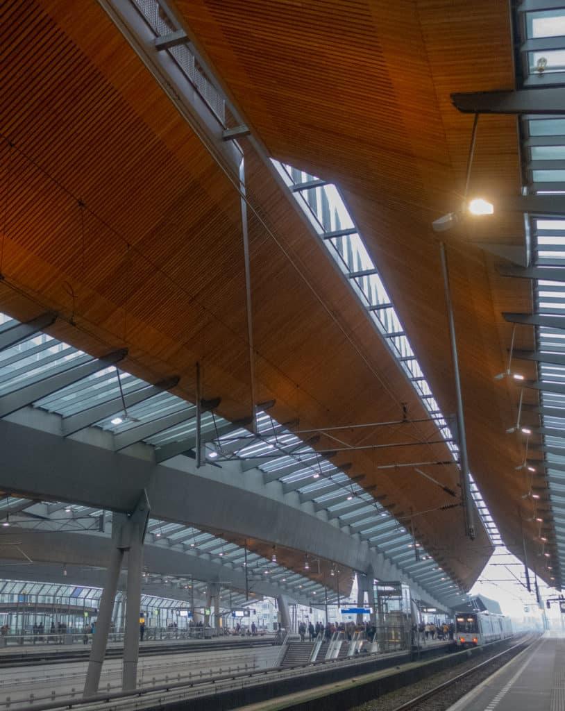 Amsterdam Bijlmer ArenA Trainstation