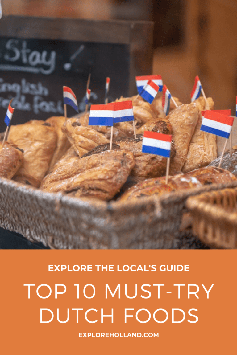 A local's guide to the 10 must-try Dutch foods. Explore the list on ExploreHolland.com