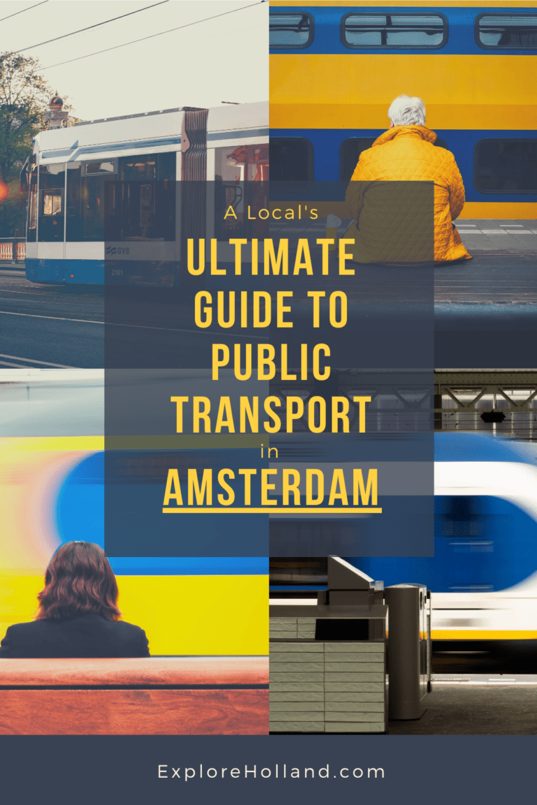 Ultimate guide to public transport in Amsterdam, the Netherlands
