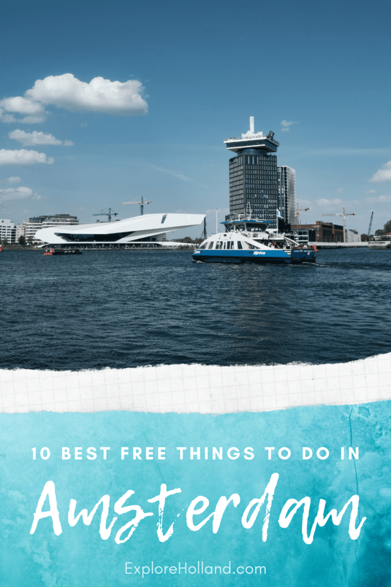 10 Best free things to do in Amsterdam - ExploreHolland