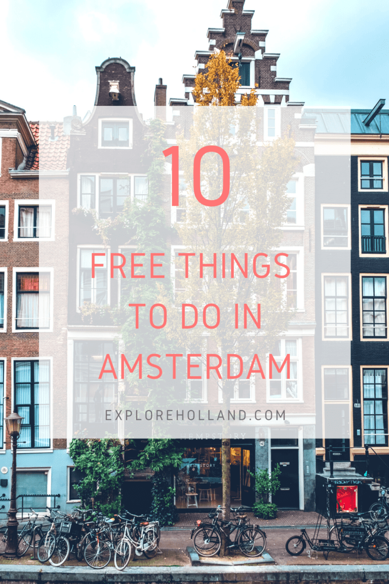 10 Free things to do in Amsterdam - ExploreHolland.com