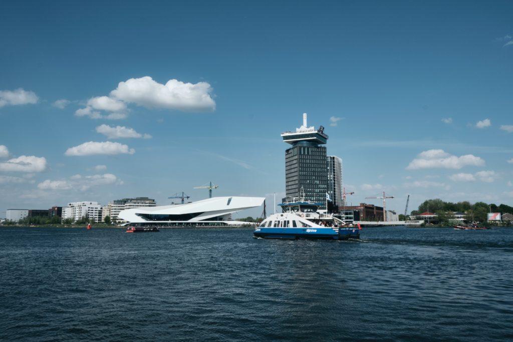 Free IJ Ferry Amsterdam